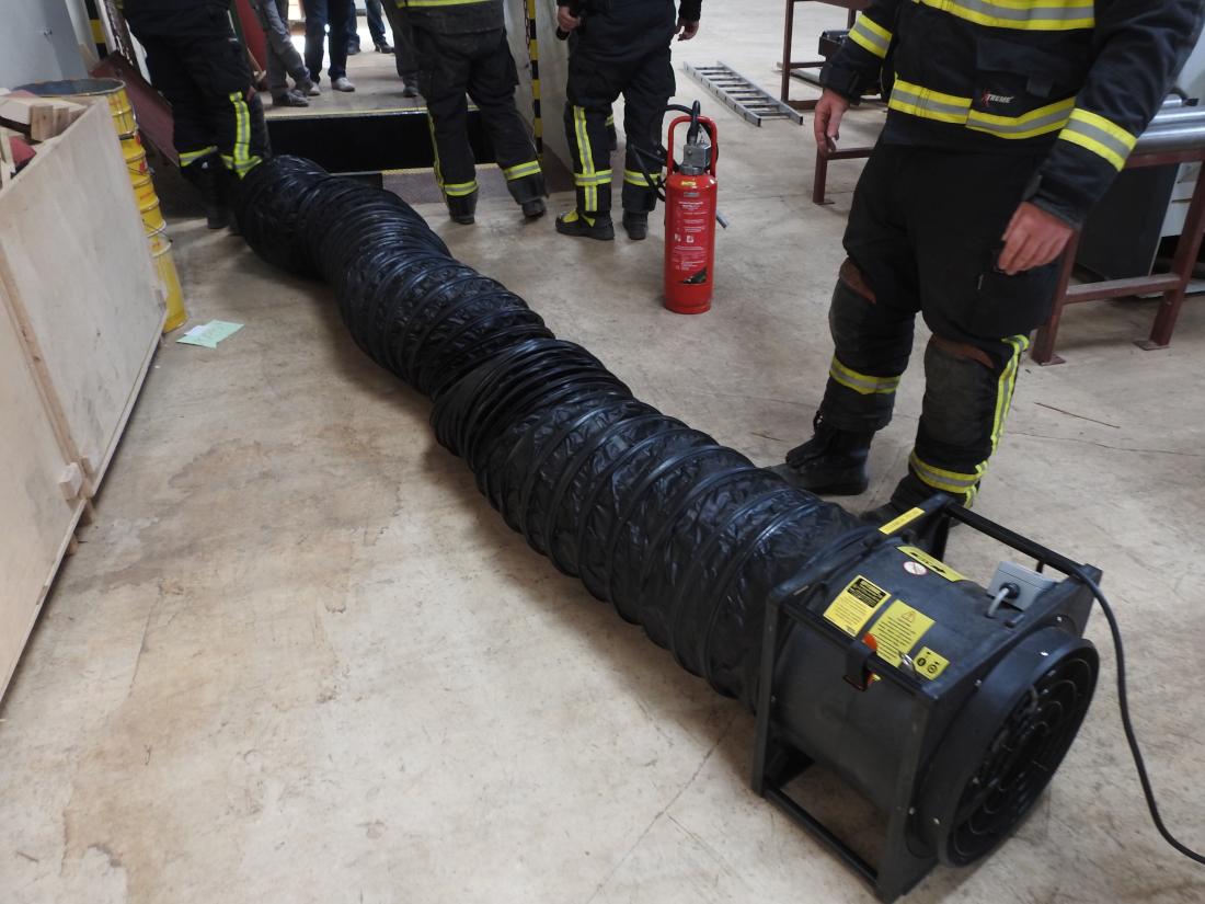 Brand in Pöllauer Tischlerei