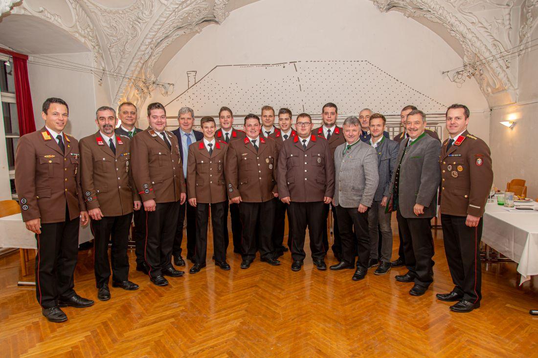 147. Wehrversammlung im Schloss Pöllau