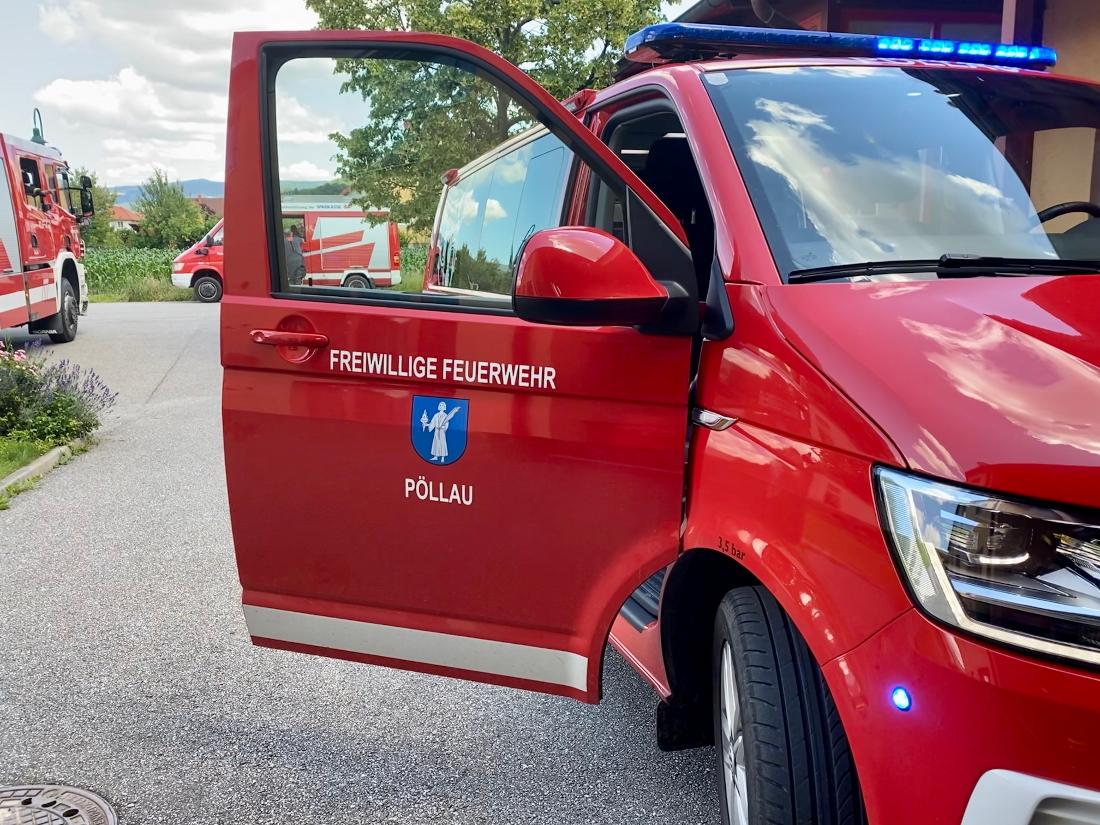 Alarm im JUFA Pöllau
