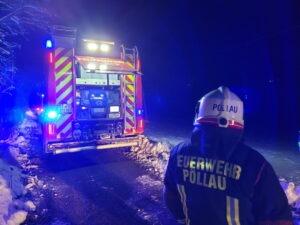 Kaminbrand in Winkl-Boden