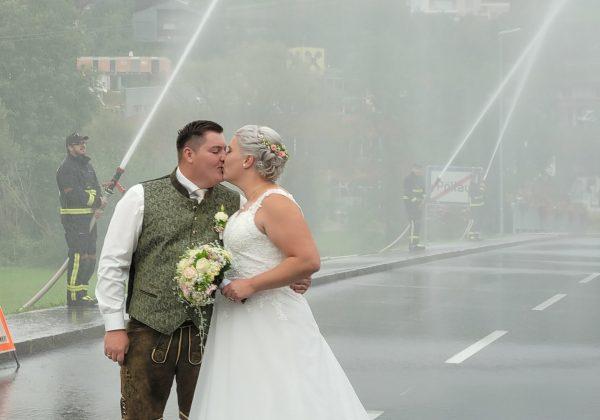 Hochzeit von FM Manuel PICHLER und seiner Petra