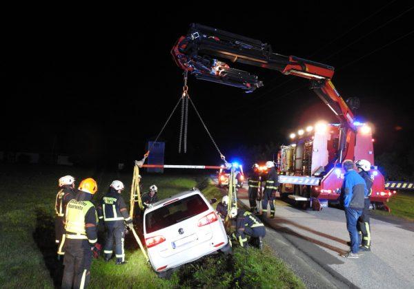 Fahrzeugbergung in Winzendorf