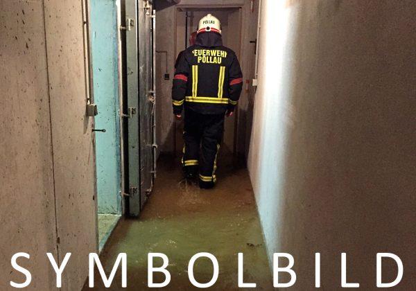 Pumparbeiten im Senioren-Wohnheim Pöllau