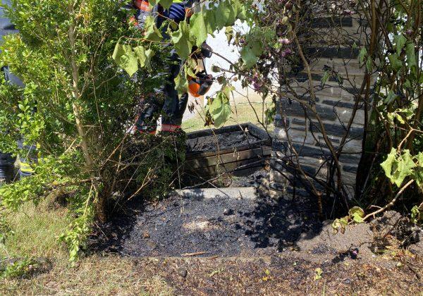 Wiesenbrand am Pöllauberg