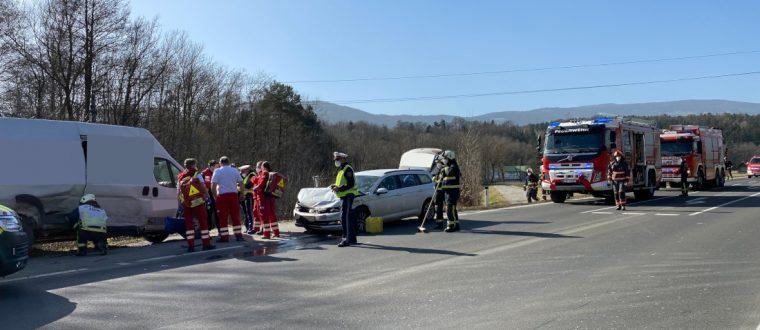 Fahrzeugbergung mit einer verletzten Person