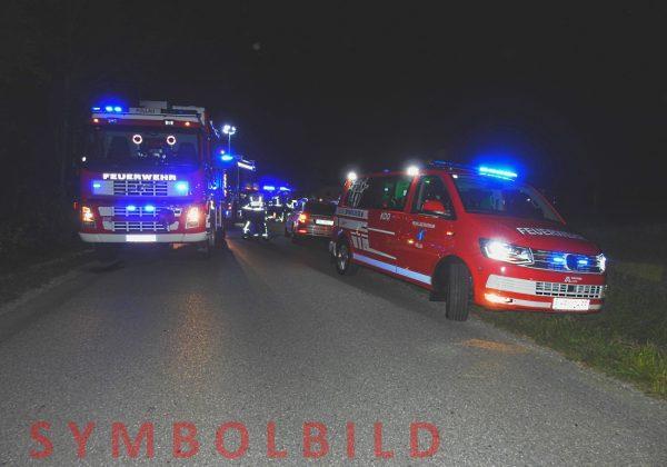 Fahrzeugbergung am Pöllauberg