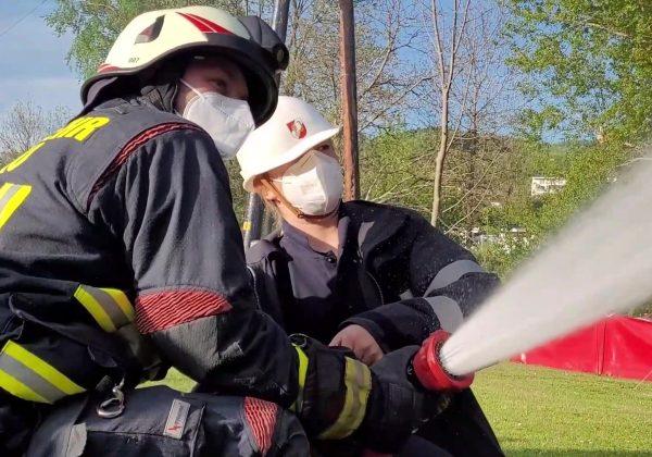 Neues Video: Komm auch du zur Feuerwehr!