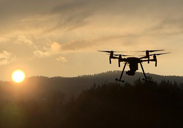 Drohneneinsatz in Kaindorf
