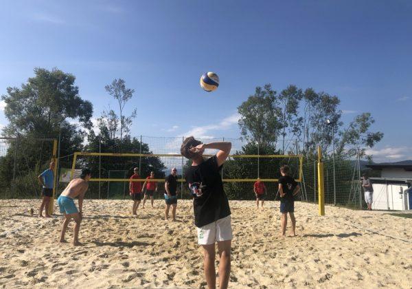 Sieg beim Beachvolleyballturnier der FF Kaindorf